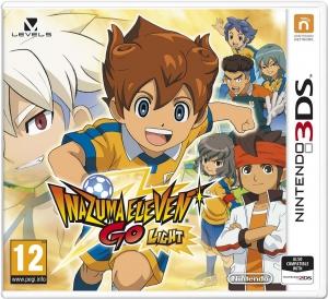 Copertina Inazuma Eleven GO: Luce - 3DS