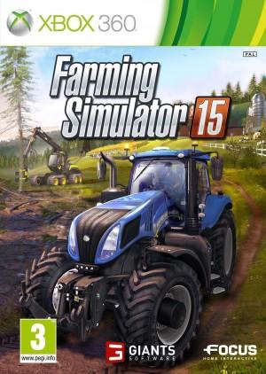 Copertina Farming Simulator 15 - Xbox 360