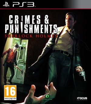 Copertina Crimes & Punishments - Sherlock Holmes - PS3