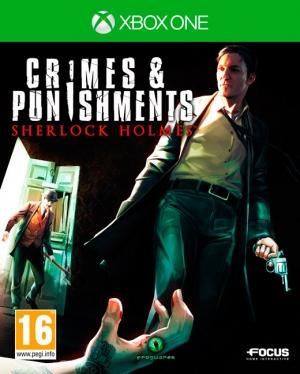 Copertina Crimes & Punishments - Sherlock Holmes - Xbox One