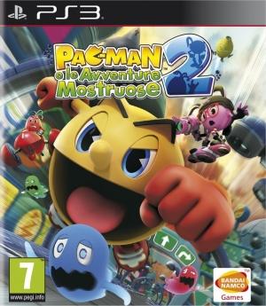 Copertina PAC-MAN e le Avventure Mostruose 2 - PS3