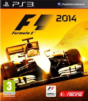 Copertina F1 2014 - PS3