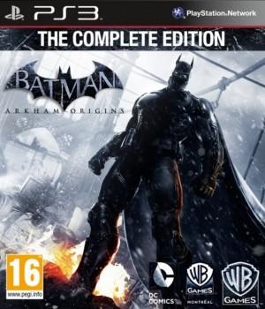 Copertina Batman: Arkham Origins - Complete Edition - PS3