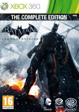 Copertina Batman: Arkham Origins - Complete Edition - Xbox 360