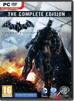 Copertina Batman: Arkham Origins - Complete Edition - PC