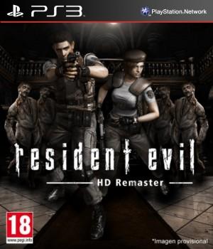 Copertina Resident Evil Remastered - PS3