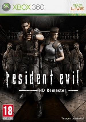 Copertina Resident Evil Remastered - Xbox 360