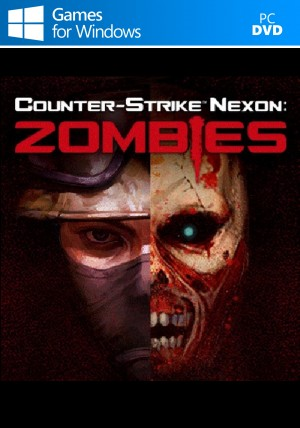 Copertina Counter-Strike Nexon: Zombies - PC