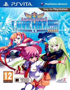 Copertina Arcana Heart 3: LOVE MAX!!!!! - PS Vita