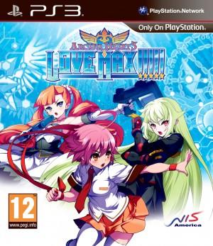 Copertina Arcana Heart 3: LOVE MAX!!!!! - PS3