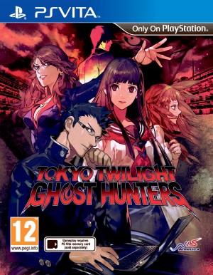 Copertina Tokyo Twilight Ghost Hunters - PS Vita