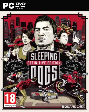 Copertina Sleeping Dogs: Definitive Edition - PC