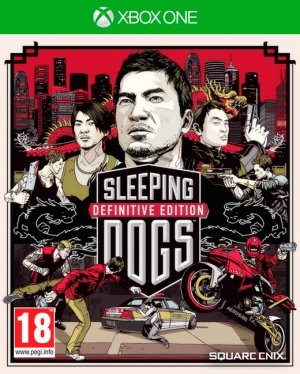 Copertina Sleeping Dogs: Definitive Edition - Xbox One