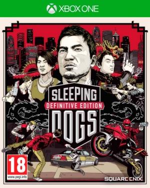 Copertina Sleeping Dogs: Definitive Edition - Xbox One