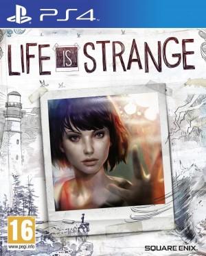 Copertina Life is Strange - PS4