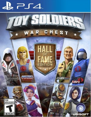 Copertina Toy Soldiers: War Chest - PS4
