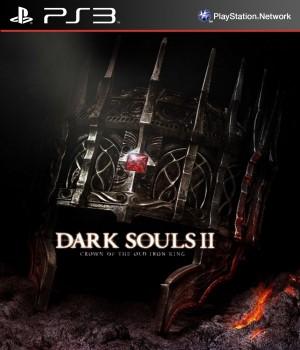 Copertina Dark Souls II: Crown of the Old Iron King - PS3