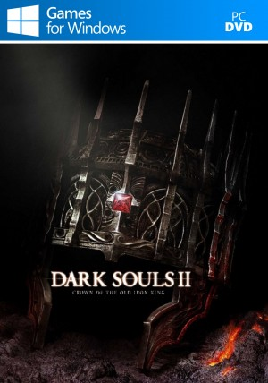 Copertina Dark Souls II: Crown of the Old Iron King - PC