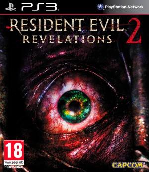 Copertina Resident Evil Revelations 2 - PS3
