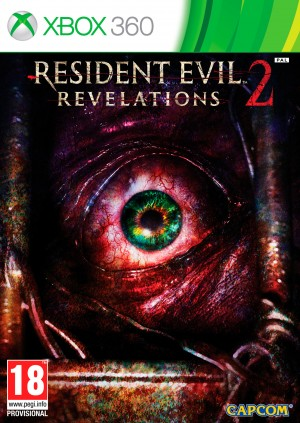Copertina Resident Evil Revelations 2 - Xbox 360