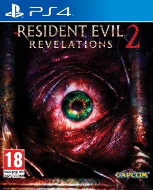 Copertina Resident Evil Revelations 2 - PS4