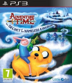 Copertina Adventure Time: Il Segreto del Regno Senza Nome - PS3