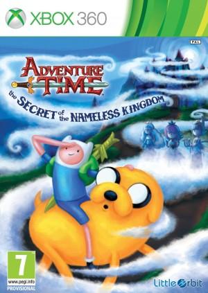 Copertina Adventure Time: Il Segreto del Regno Senza Nome - Xbox 360