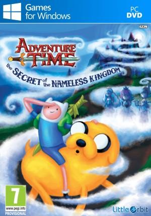 Copertina Adventure Time: Il Segreto del Regno Senza Nome - PC