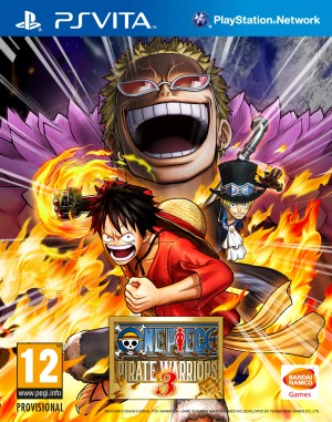 Copertina One Piece: Pirate Warriors 3 - PS Vita
