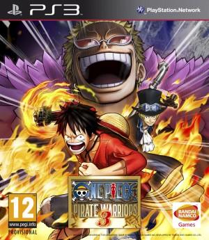 Copertina One Piece: Pirate Warriors 3 - PS3
