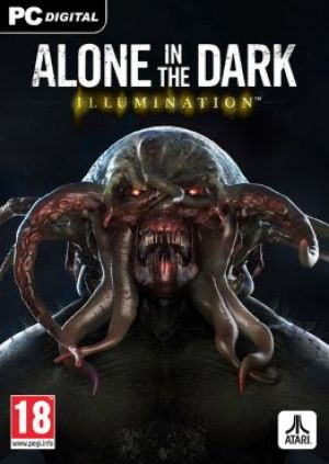 Copertina Alone in the Dark: Illumination - PC