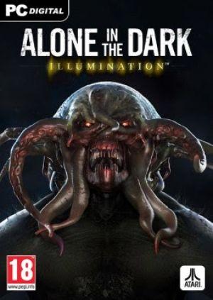 Copertina Alone in the Dark: Illumination - PC
