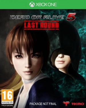 Copertina Dead or Alive 5: Last Round - Xbox One