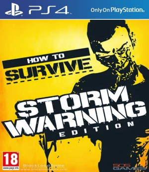 Copertina How to Survive: Storm Warning Edition - PS4