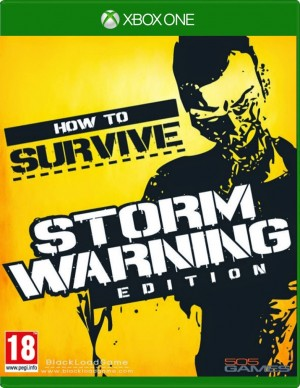 Copertina How to Survive: Storm Warning Edition - Xbox One
