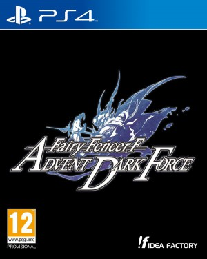 Copertina Fairy Fencer F: Advent Dark Force - PS4