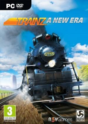 Copertina Trainz: A New Era - PC