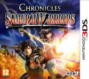 Copertina Samurai Warriors: Chronicles 3 - 3DS