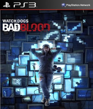 Copertina Watch Dogs: Bad Blood - PS3