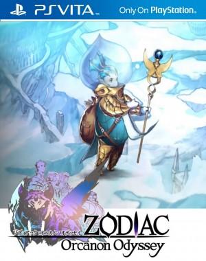Copertina Zodiac: Orcanon Odyssey - PS Vita