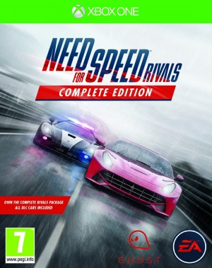 Copertina Need for Speed Rivals: Complete Edition - Xbox One