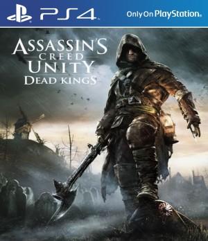 Copertina Assassin's Creed Unity: Dead Kings - PS4