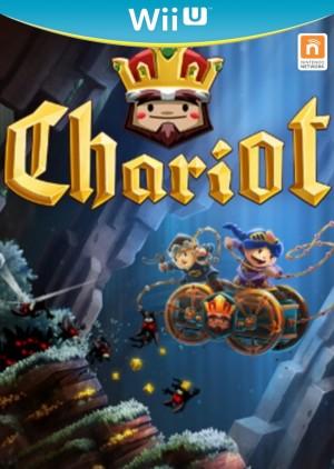 Copertina Chariot - Wii U