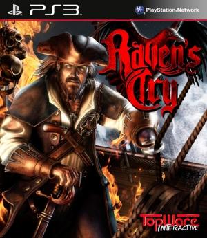 Copertina Raven's Cry - PS3