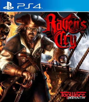 Copertina Raven's Cry - PS4