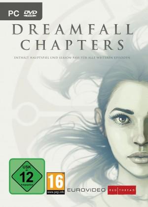 Copertina Dreamfall Chapters: The Longest Journey - PC