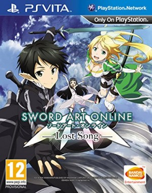 Copertina Sword Art Online: Lost Song - PS Vita