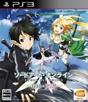 Copertina Sword Art Online: Lost Song - PS3