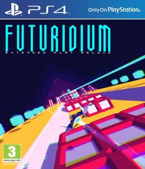 Copertina Futuridium EP Deluxe - PS4