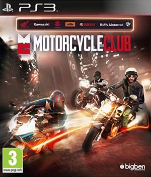 Copertina Motor Cycle Club - PS3